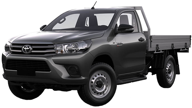 Toyota Hilux, Gun Series CL4, Cab Chassis