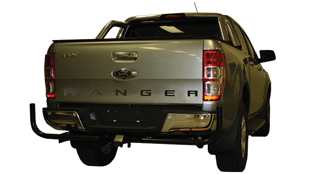 Ford Ranger PX Series II, 4D Utility & Mazda BT50  UR CL4 TUB, 4D Utility