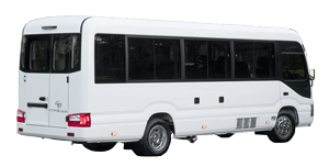 Toyota Coaster GEN 4, BUS