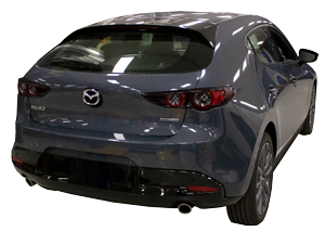 Mazda 3 BP - 5D HATCH