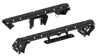 Vehicle Rail Kit Solutions
